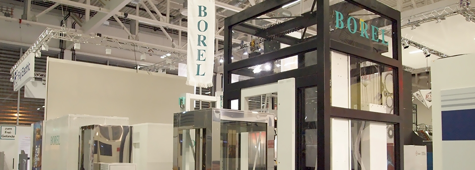 Aufzüge Borel